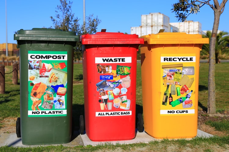 Recycling Old Items Saving The Environment