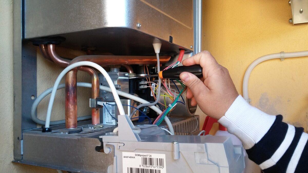 boiler repairs Glasgow